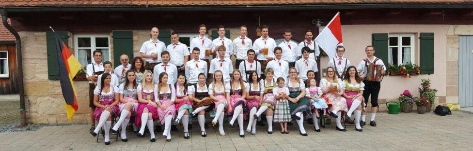 Das Kirchweih-Team 2016