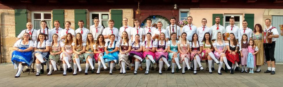 Rückersdorfer Kirchweihprogramm 2018